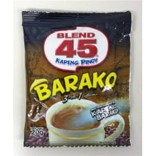 Barako 3-in-1 Coffee Mix x 10 sachets 20g