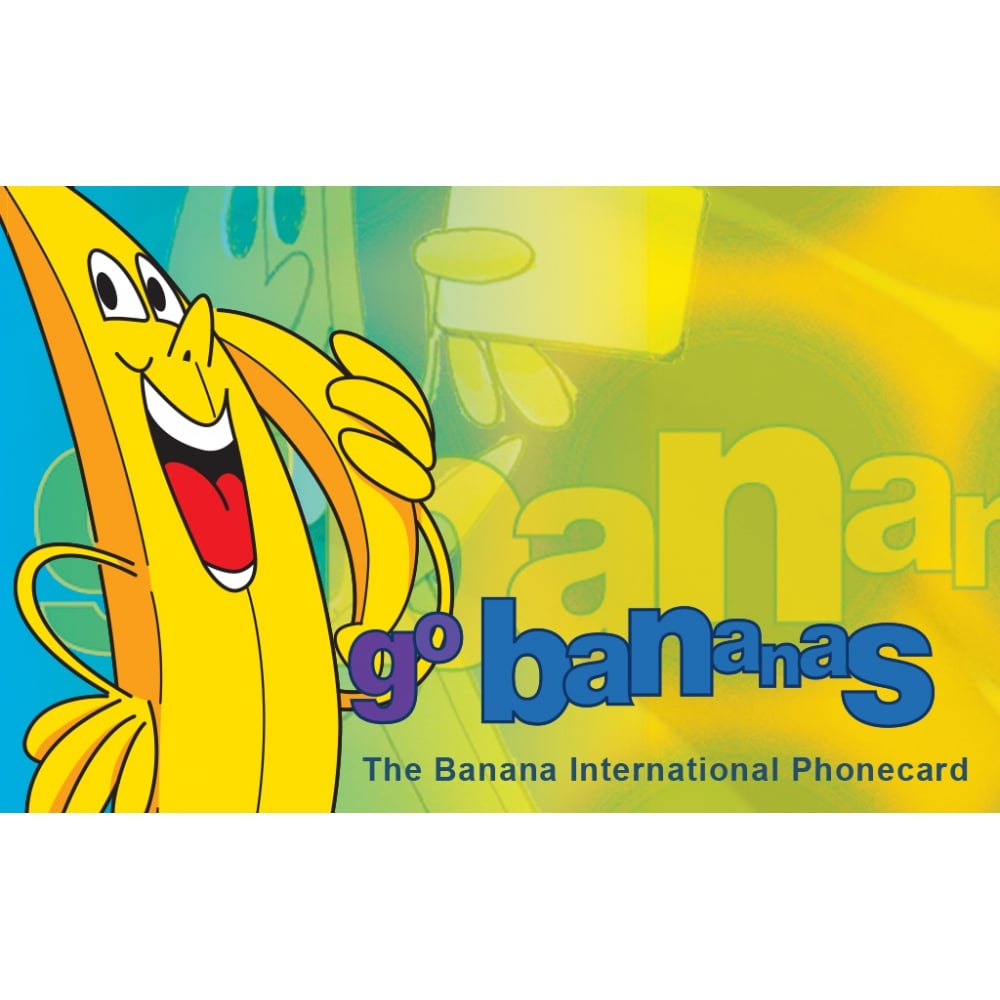 Calling cards from Banana Call - get now a great connectivity at the lowest rates available. If you are looking to save on calling cards, buy calling cards, bananacall calling cards, using an Banana Call coupon code is one way to save yourself a tremendous amount of money upon checkout.