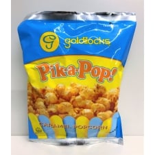 Goldilocks Pik-A-Pop Caramel Popcorn 35g