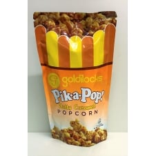 Goldilocks Pik-A-Pop Nutty Caramel Popcorn 50g