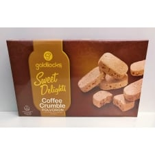 Goldilocks Polvoron 300g - Coffee Crumble