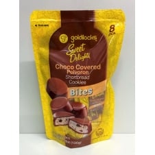 Goldilocks Polvoron Bites 120g - Choco Covered