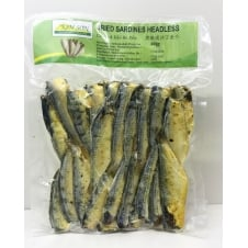Dried Sardines (Tuyo) 200g