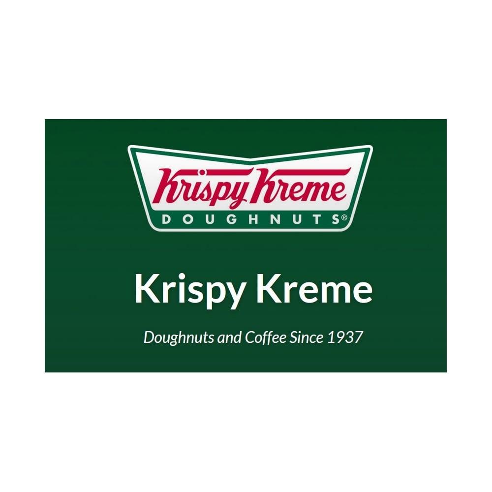 Krispy kreme validation code