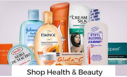 Shop Health & Beauty