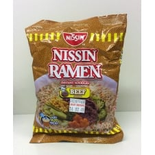 Nissin Packet Beef 55g