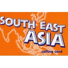 South East Asia International Phone Card