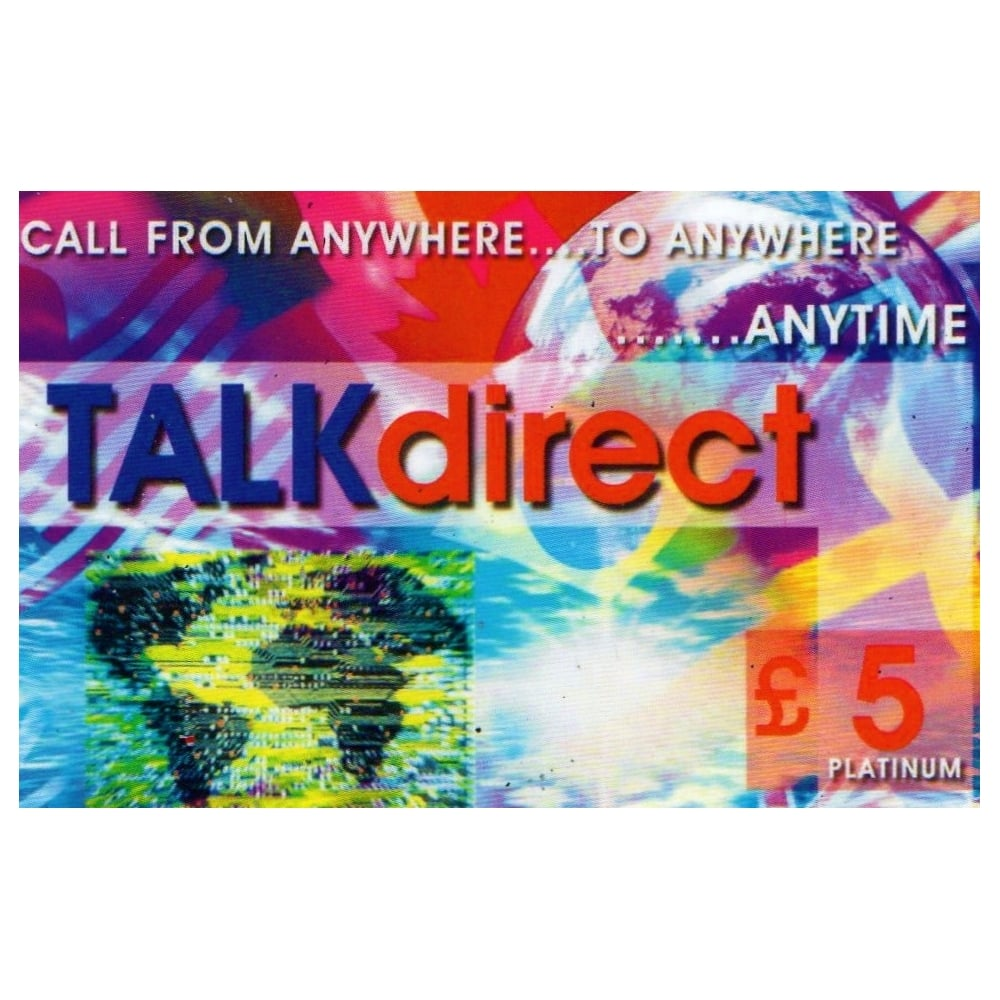 talk direct international phone card 5 telecoms from. Black Bedroom Furniture Sets. Home Design Ideas