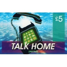 Talk Home £5 x 2 Pins